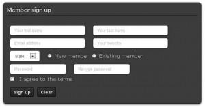 フォームをクールにデザインするjQueryプラグイン「Formly」1