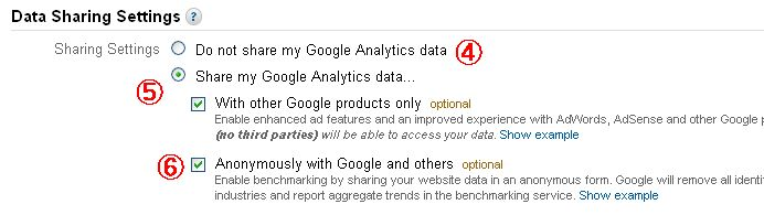Google Analytics203